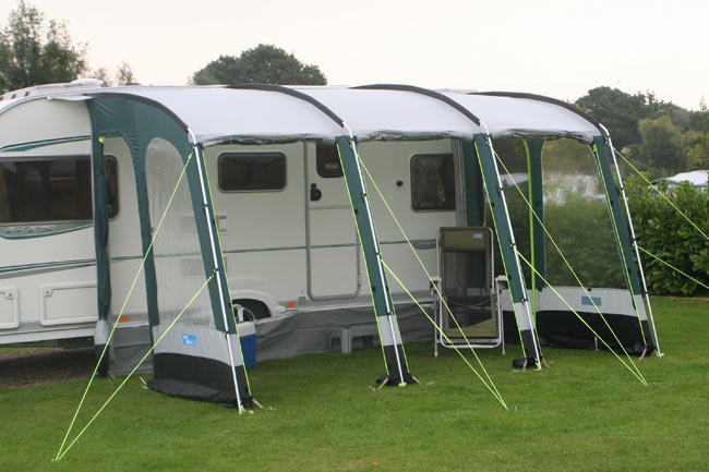29 Innovative Caravans With Awnings Fakrub Com