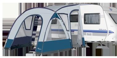 New 2015 Blue Or Charcoal Dorema Starcamp Ranger Caravan
