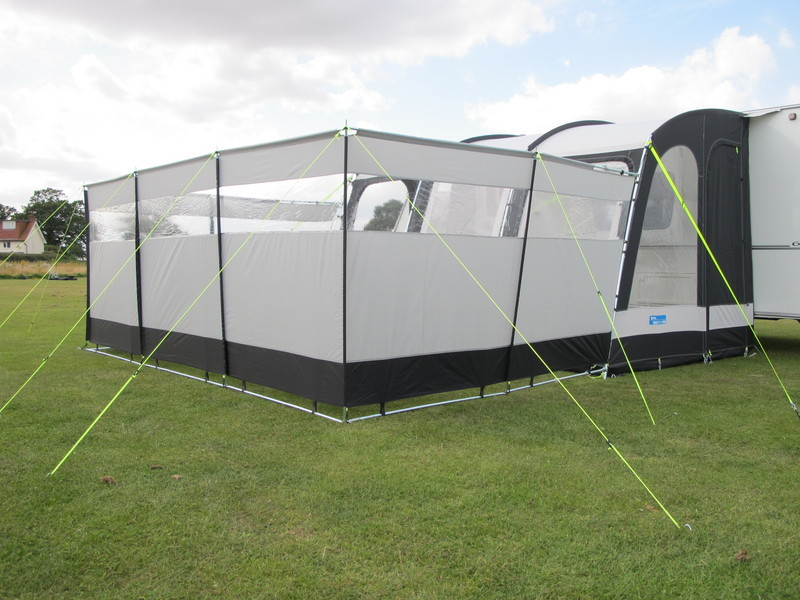 Up 2014 2015 2016 Kampa Rally Porch 390 Pitch Enclosure
