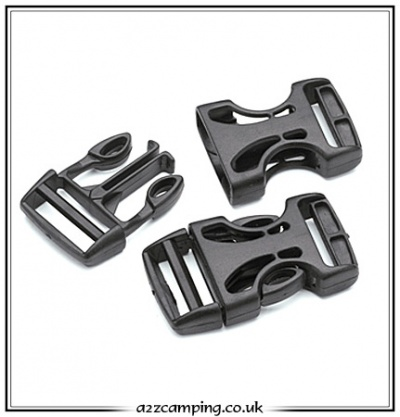 2cm Quick Release Buckles - 2pc