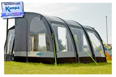 2013 Kampa Rally Air 390 Inflatable Awning