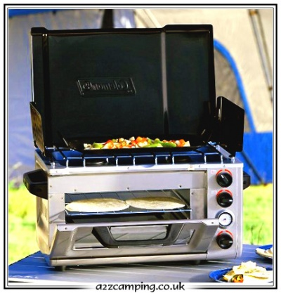 NEW CAMPINGAZ CAMP STOVE CAMPING LPG GAZ GAS COOKER DOUBLE ...