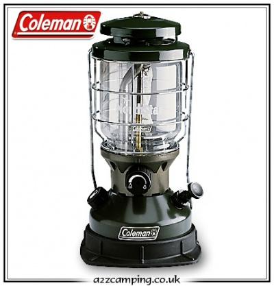 coleman dual fuel lantern manual