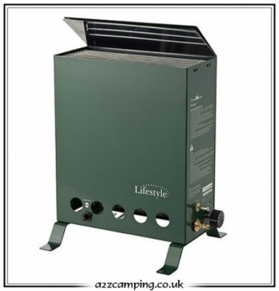 Lifestyle 2Kw Greenhouse Heater