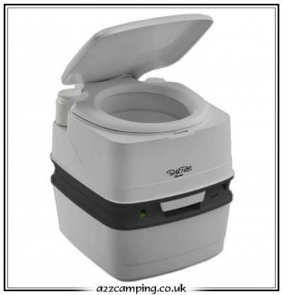 2012 Thetford Porta Potti Qube 365 Toilet