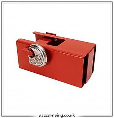 Universal Coupling Hitchlock (Red)