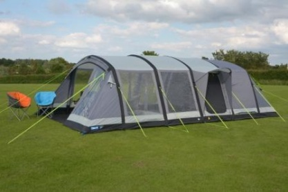 Kampa Croyde 6 Air PRO Inflatable Tent 2017