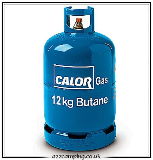 Butane Calor Gas Bottle 12Kg