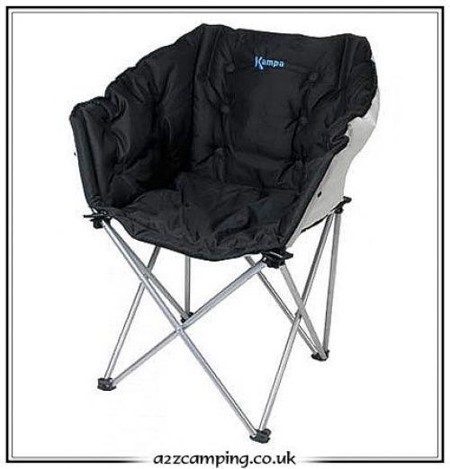 Kampa Tub Chair fortable Camping Chair a2zCamping