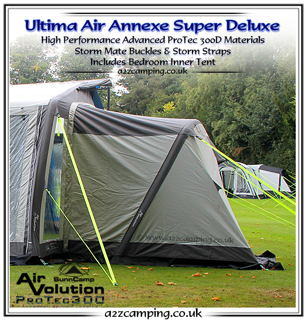 2016 Sunncamp Ultima Air 390 Super Deluxe Inflatable