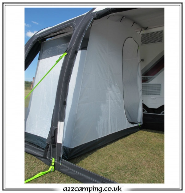 Kampa Rally Awning Two Berth Shaped Inner Tent