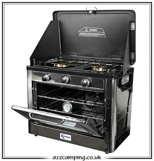Portable Kitchen Hob ~ Kampa roastmaster gas hob oven