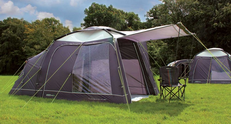 outdoor revolution turismo xls178 free standing motor home