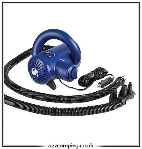 Sevylor 12v 15psi Electric Awning Amp Tent Air Pump