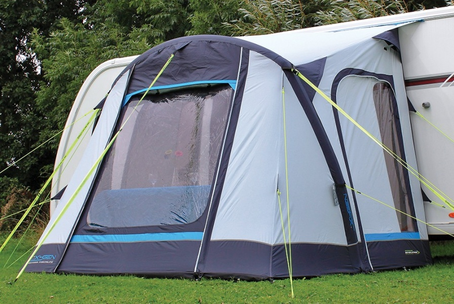 2014 Outdoor Revolution Porchlite XL Inflatable Motorhome Awning