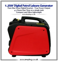 1.2kW Digital Petrol Generator Ultra Lightweight Edition