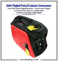 CPS IGS2000i 2kW Digital Petrol Generator FREE DELIVERY*
