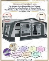 2016 Dorema President 250 All Season Awning