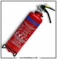 2kg ABC Type Fire Extingusiher