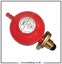 37 mbar Propane Gas Regulator - Thumb Tight