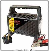 4 and 6 Amp Leisure Battery Charger