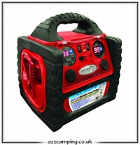 6 In 1 12v Portable Power Station Emergency Jumpstart