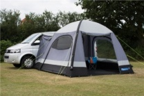 2018 Kampa Travel Pod Cross Air Driveaway Inflatable Awning