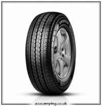 Caravan Replacement Spare Tyre