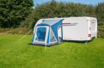 2017 Sunncamp Dash 260 Air Inflatable Porch Awning
