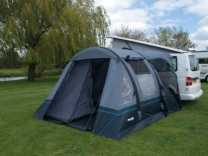 2017 Quest Westfield Hydra Inflatable Free Standing Awning