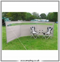 Kampa Deluxe PVC Coated Windbreak