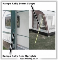 Kampa Rally Upright Pole Set