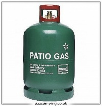 Patio Gas Calor Gas Bottle 13Kg