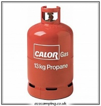 Propane Calor Gas Bottle 13Kg