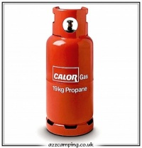 Propane Calor Gas Bottle 19Kg