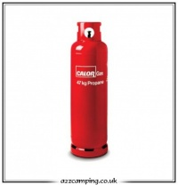 Propane Calor Gas Bottle 47Kg