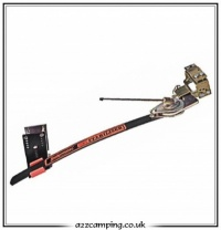Snakemaster Caravan Stabiliser with Swan Neck
