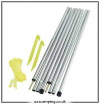 Awning & Tent Canopy Pole Set