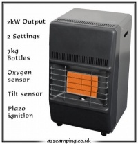 Calor Gas Mobile Heaters A2zcamping Co Uk