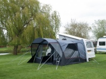 2017 Quest Westfield Aquila Inflatable Free Standing Awning