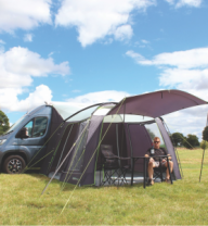 2017 Outdoor Revolution Movelite Cayman XL - Drive Away Awning