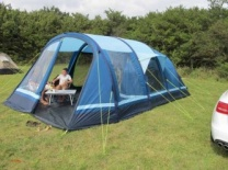 2014 Kampa Filey 6 Air Tent (Factory Second)