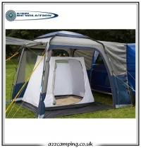 Inner tents and annexe for caravan awnings, and caravan ...