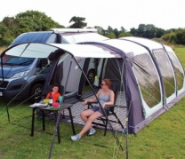2017 Outdoor Revolution Movelite T5 Kombi Air Drive Away Awning