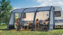 2017 Quest Gemini 390 Inflatable Caravan Awning