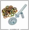 Brass Eyelet Repair/Replacement Kit with Tool