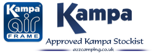 Kampa AirFrame Inflatable Products