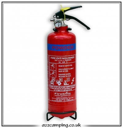1kg ABC Type Fire Extingusiher
