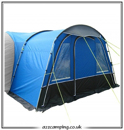 Sunncamp Verano Dl Tent Canopy Extension