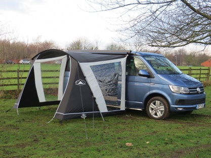 Sunncamp Swift Van Canopy Tall 260 | 2019